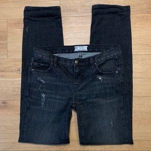 Free People | Slim Straight Jeans